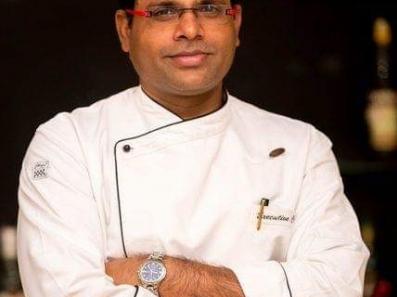 Seasoned Chef Ashok Meena joins as Head Chef at MGM Muthu Hotel London