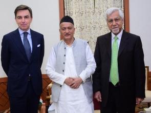 Maha Governor hosts 'At Home' Republic Day Reception